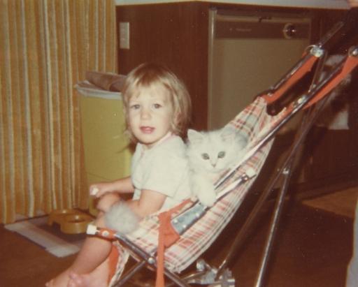 Em and Howie stroller