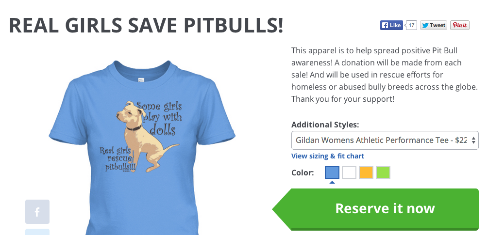 The Problem With Your Pit Bull Shirt The Unexamined Dog
